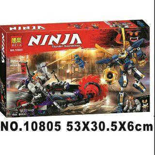 LEGO Ninjago – Samurai X Đại Chiến Killow