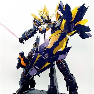 Mô hình lắp ráp PG 1 60 Banshee Norn Gundam Daban thumbnail