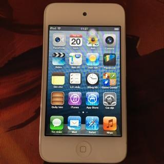 Máy nghe nhạc Apple iPod Touch 4 (Máy đẹp sưu tầm)