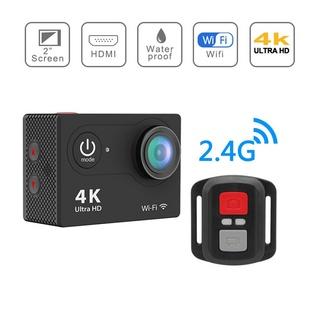 Camera Hành Trình 4K Ultra HD Chống Nước, Camera Mini Ngoài Trời Sắc Nét Kết Nối Với Điện Thoại thumbnail