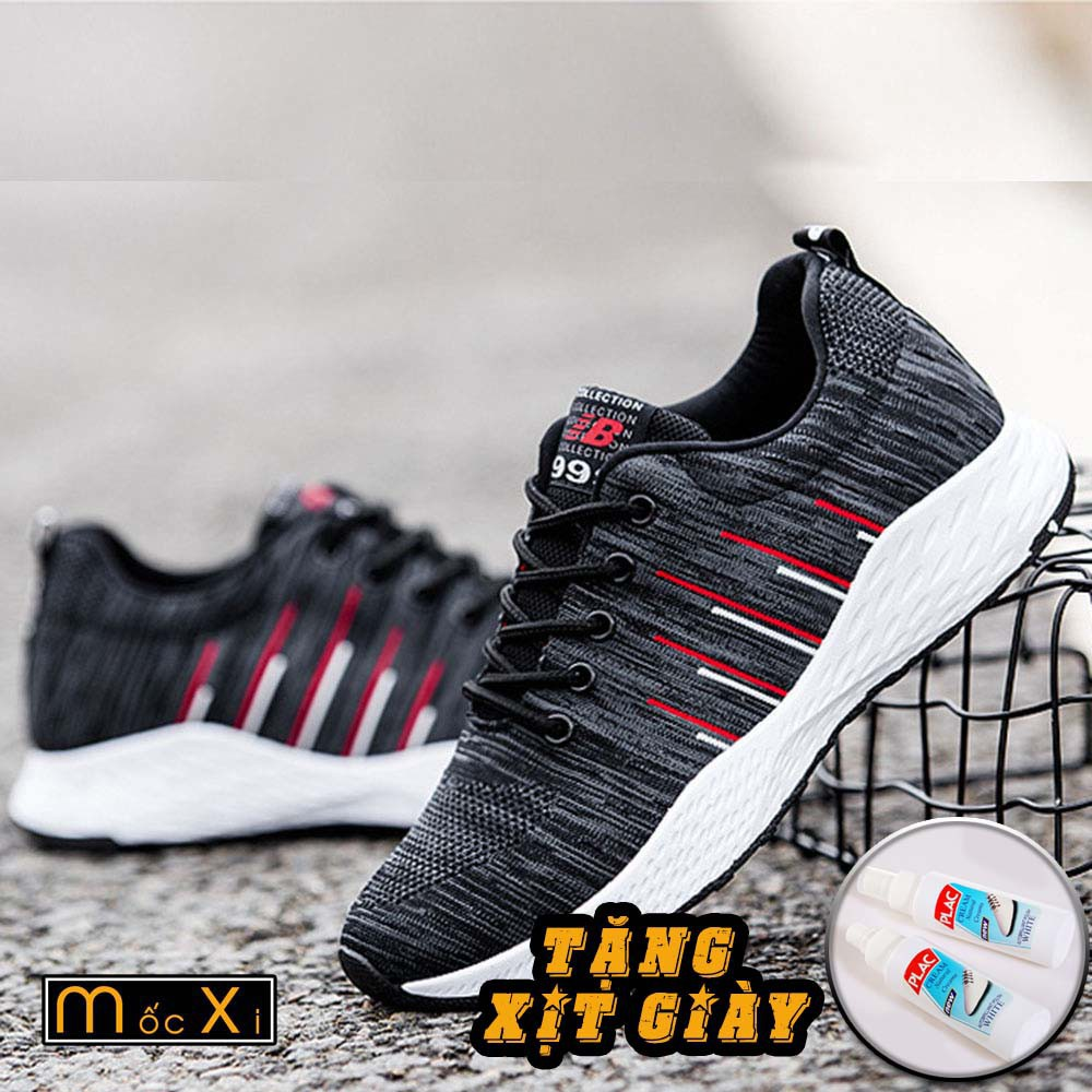 [Max Re] Giày Nam Thể Thao Cá Tính - Giày nam Thời Trang giày nam mẫu A002 Giày Nam Mẫu Mớ