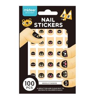 đồ chơi phụ kiện nail sticker