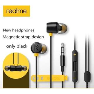 Tai Nghe Nhét Tai Có Dây Realme Buds 2 nghe rất hay cho Xiaomi, OPPO, Sony, Huawei, Samsung, Realme, Vsmart, LG, Vivo