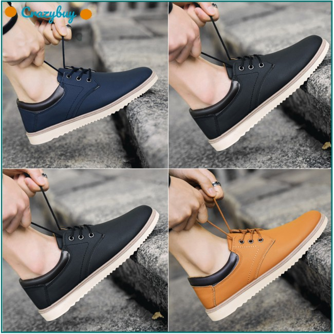 Men Fashion Retro Casual Sports Shoes