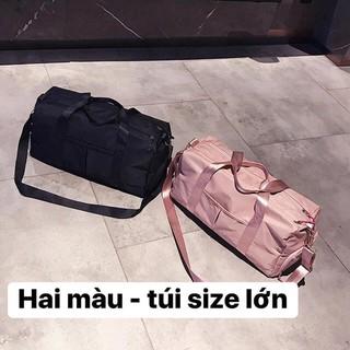 Túi du lịch vải dù có ngăn để giày chống thấm nước thumbnail
