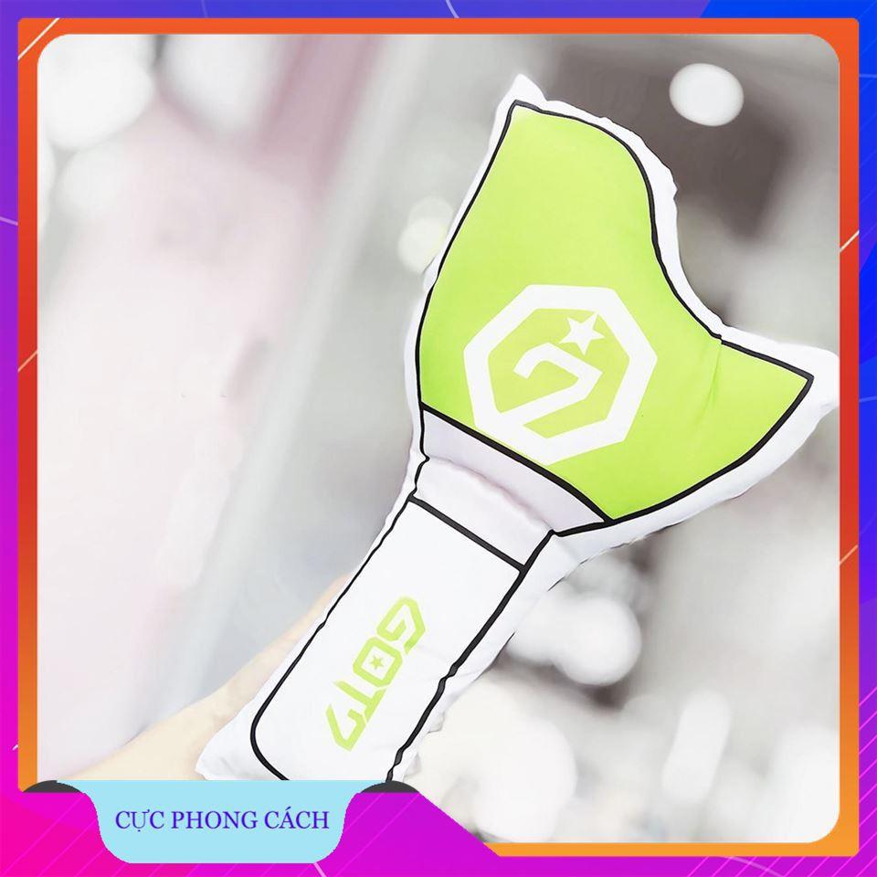 [SALE] Gối Bông Lightstick BTS, Wanna One, EXO, GOT7 Chất Lượng