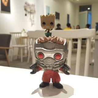 Funko Pop Marvel: Stars Lord (Không kèm Groot)