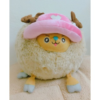 Gấu bông One Piece Chopper tròn