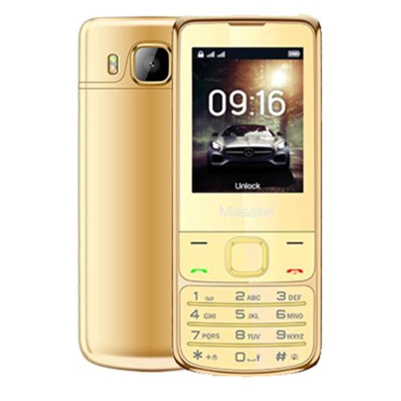 Điện thoại Masstel H860 (Viền mạ vàng)- Hàng Chính Hãng 100% Full box - 2981338 , 981516621 , 322_981516621 , 950000 , Dien-thoai-Masstel-H860-Vien-ma-vang-Hang-Chinh-Hang-100Phan-Tram-Full-box-322_981516621 , shopee.vn , Điện thoại Masstel H860 (Viền mạ vàng)- Hàng Chính Hãng 100% Full box