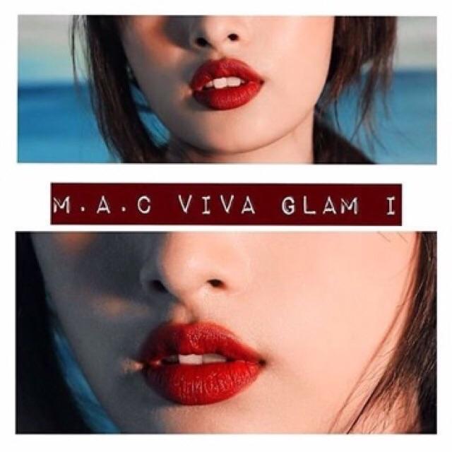 Son Mac Viva glam 1