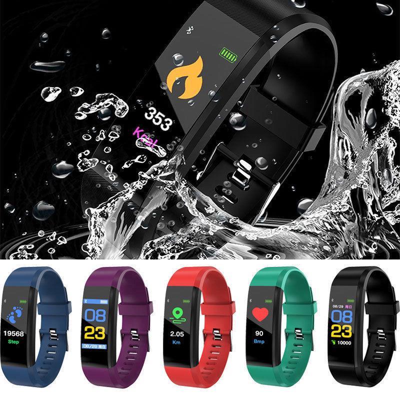 Đồng hồ thông minh đa chức năng theo dõi sức khoẻ kiểu dáng thể thao thumbnail