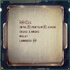 CPU g3450 socket 1150