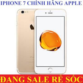 Điện thoại iphone 7 bộ nhớ 128G bản quốc tế, Chơi Game PUBG.LIÊN qUÂN MƯỢT thumbnail