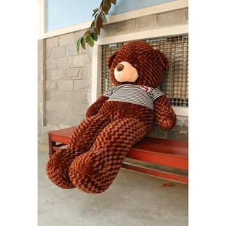 Gấu bông Teddy cao cấp khổ vả 1m9 chiều cao 1m7