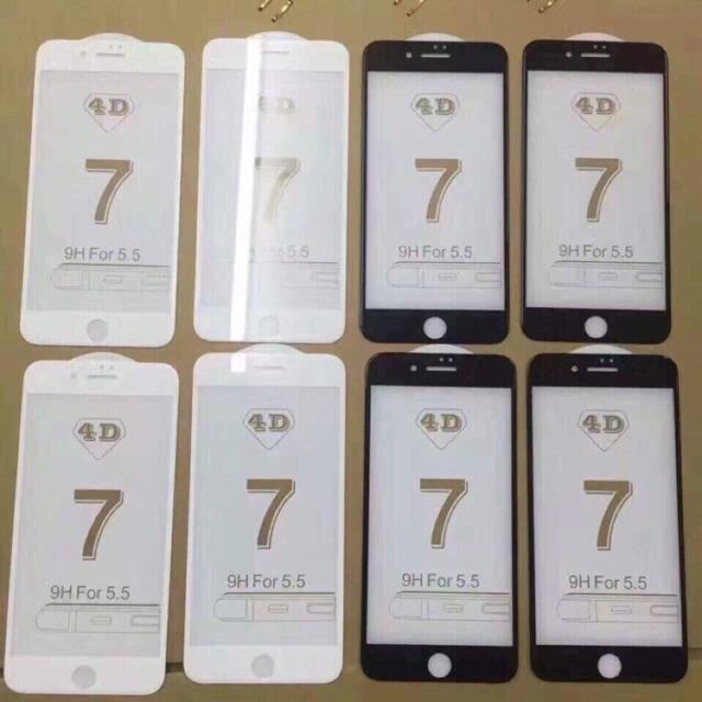 [SALE 10%] Kính cường lực full màn hình 4D cho IPhone 6,6P,7,7P , miếng dán cường lực - 2460843 , 11318933 , 322_11318933 , 75000 , SALE-10Phan-Tram-Kinh-cuong-luc-full-man-hinh-4D-cho-IPhone-66P77P-mieng-dan-cuong-luc-322_11318933 , shopee.vn , [SALE 10%] Kính cường lực full màn hình 4D cho IPhone 6,6P,7,7P , miếng dán cường lực