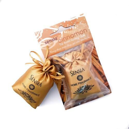Túi thơm SENSIA đủ 9 mùi hương, Lavender, Gió Biển, Gỗ Đàn Hương ( giúp thơm phòng ngủ, treo xe oto, thơm tủ quần áo )