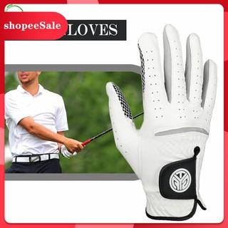 Đôi găng tay chơi golf bằng da cừu chống mòn + trượt thoáng mát cho nam[ hot sale ] thumbnail