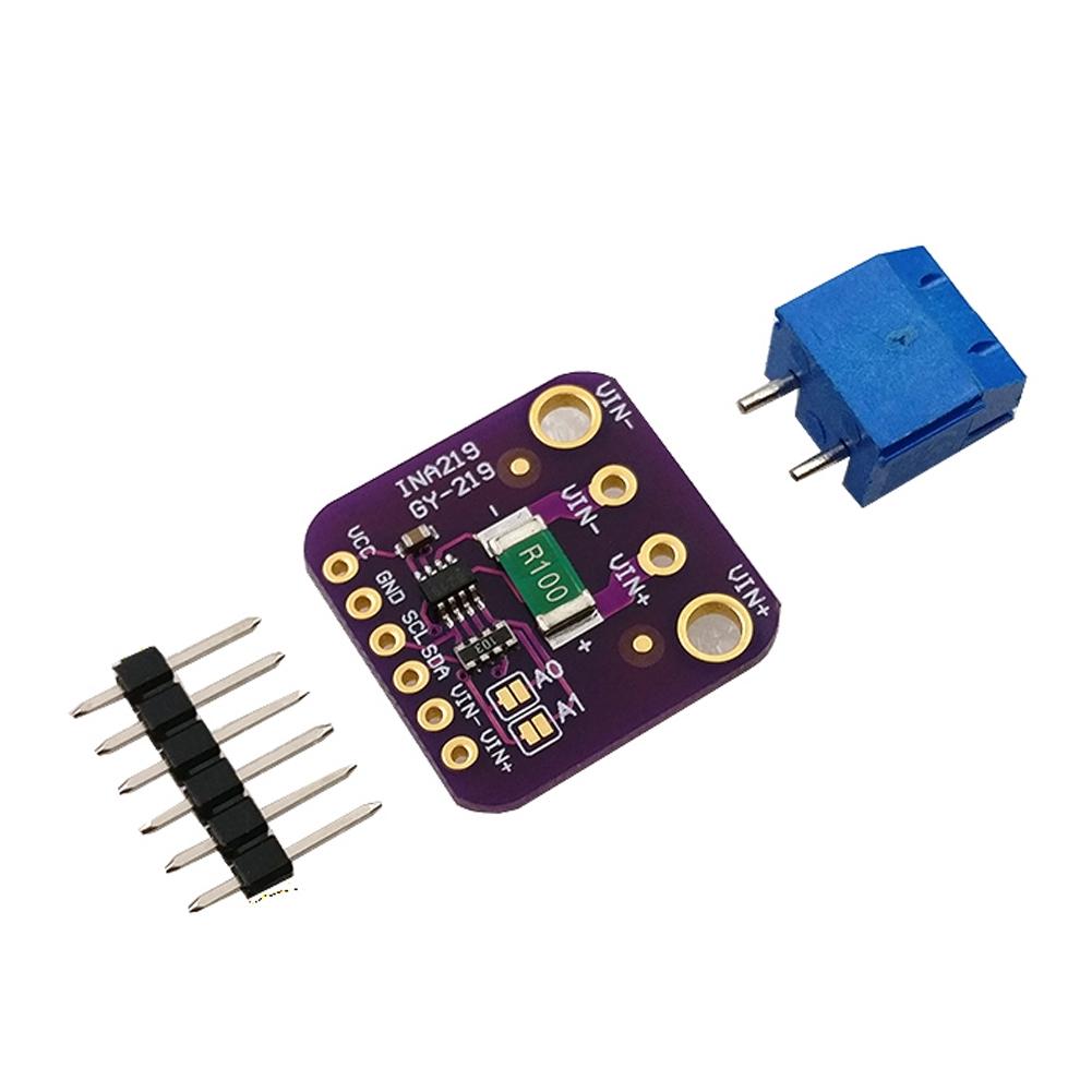 I2C Current Bi-direction Power Supply For Arduino High Precision DIY Parts Sensor Module