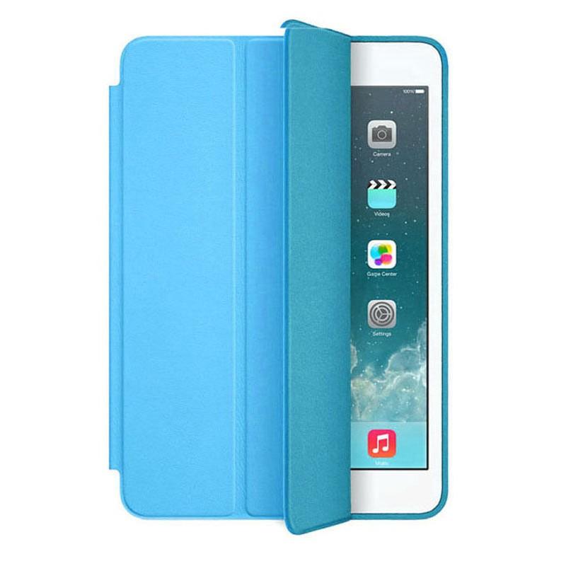 Bao da màu xanh dương cho ipad new 2017 9.7/ipad air/ ipad air 2/ ipad mini 123/ ipad mini 4/ ipad 2