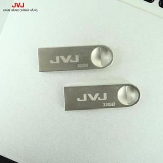 USB 64GB/32GB/16GB/8GB/4GB JVJ S3 siêu nhỏ gọn vỏ kim loại - USB chống nước 2.0 tốc độ upto 100MB/s BH 1 Năm