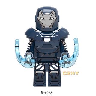 Bộ đồ chơi lego xếp hình Iron Man X0246 thumbnail