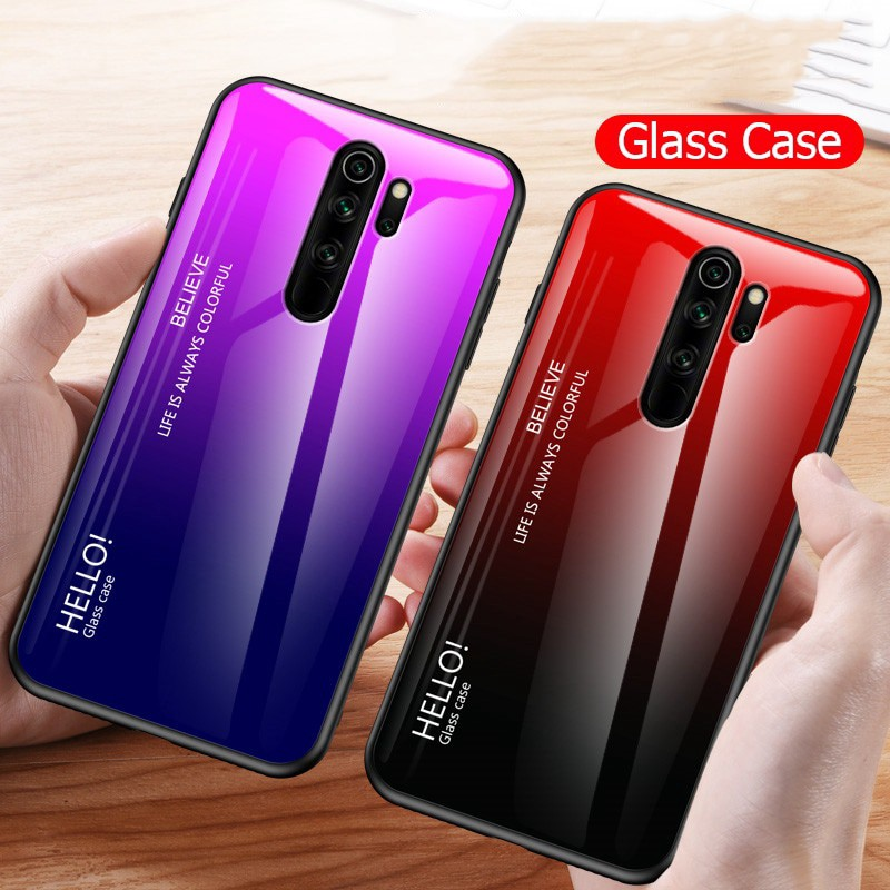 Ốp điện thoại bằng silicon mặt kính cường lực bảo vệ cho Xiaomi Redmi Note 8 Pro/Note 8 plus - 22136612 , 3101661335 , 322_3101661335 , 77760 , Op-dien-thoai-bang-silicon-mat-kinh-cuong-luc-bao-ve-cho-Xiaomi-Redmi-Note-8-Pro-Note-8-plus-322_3101661335 , shopee.vn , Ốp điện thoại bằng silicon mặt kính cường lực bảo vệ cho Xiaomi Redmi Note 8 Pr