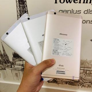 Máy tính bảng Huawei Dtab D01j Màn 2k ram 3Gb 4G/Wifi Nghe gọi