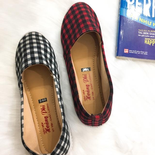 [CHẤM BI] Giày lười nhiều mẫu siêu hot