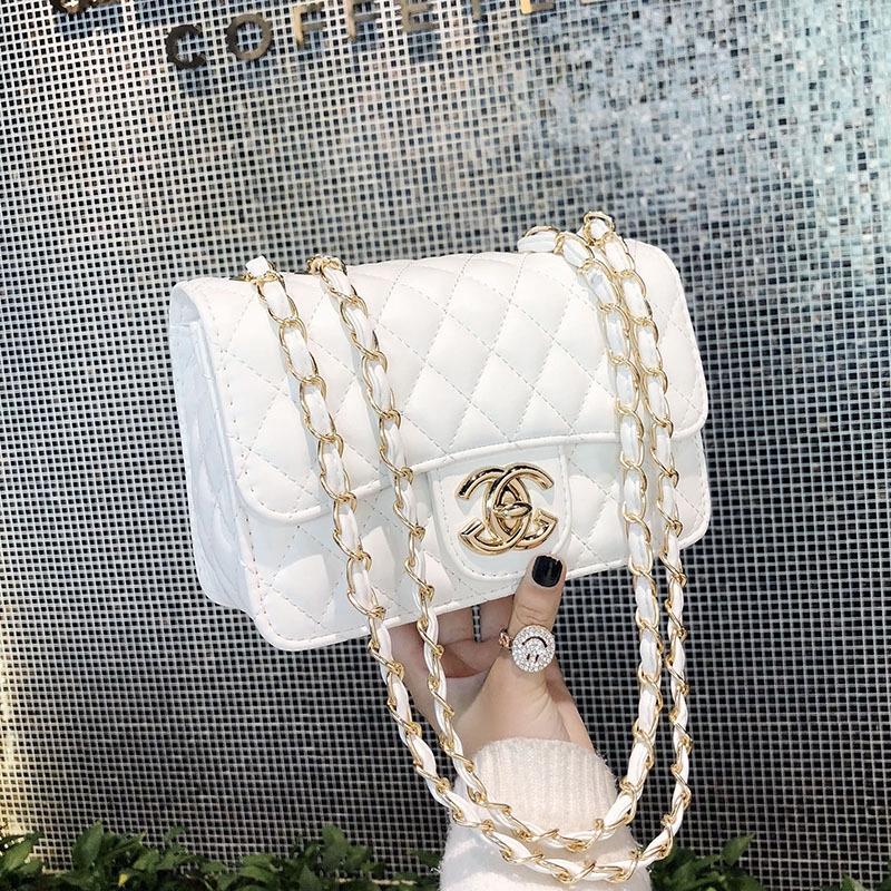 [ Mẫu Đẹp ]Túi đeo chéo trần trám phong cách Chất Da Mềm Siêu Đẹp _MA148