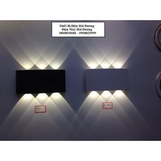 Đèn trang trí hắt tường 2 đầu 4w/6w chống nước TN188 - TN187 - Decor lighting