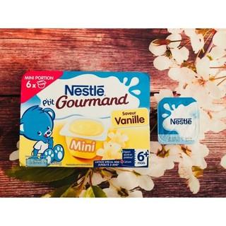 Váng sữa Nestle vỉ 6 hộp x 60G cho bé từ 6 tháng (HSD 4 2021) thumbnail