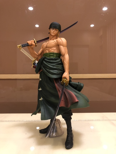 Mô hình One Piece - Ichibankuji Banpresto The Best Edition B Award No 02 Roronoa Zoro( Limited Edition)