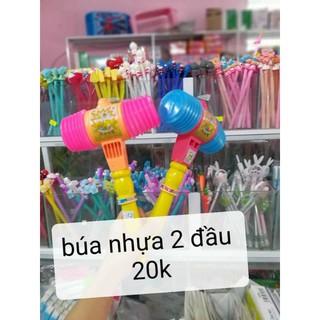 BÚA NHỰA DẺO 2 ĐẦU