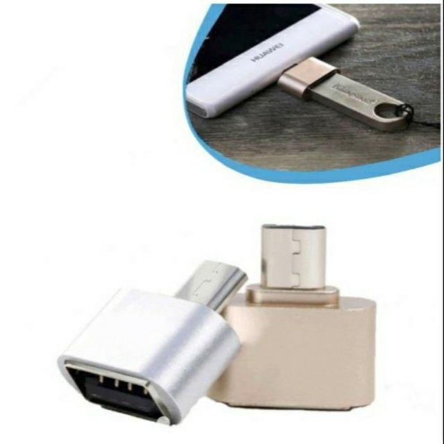 OTG mini cho điện thoại Androi Giá chỉ 15.000₫