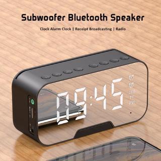 Loa G5 Kết Nối Bluetooth 5.0 Tích Hợp Đồng Hồ Báo Thức Và Phụ Kiện