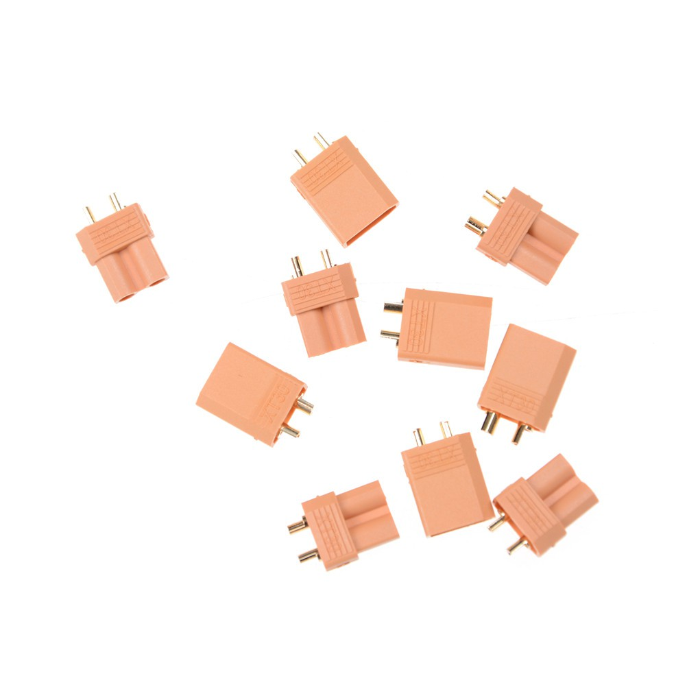 5set XT30 Male Female Bullet Connector Plug the Upgrade For RC FPV Lipo Battery