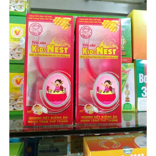 Yến sào ăn ngon KIDS NEST giúp bé ăn ngon hiệu quả giá tốt