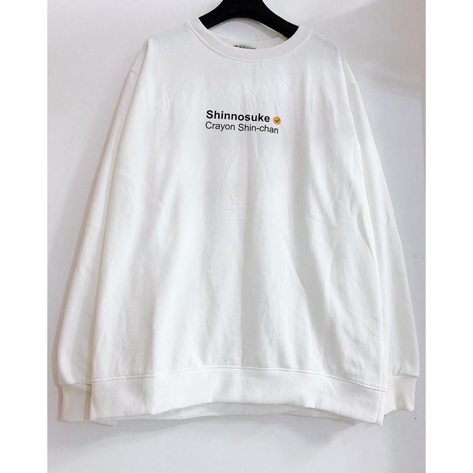 Áo Sweater Cu Shin unisex | WebRaoVat