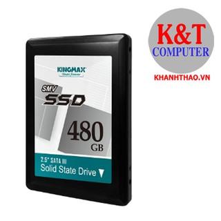 Ổ cứng SSD Kingmax 480GB SMV32 (Hàng Viễn Sơn)