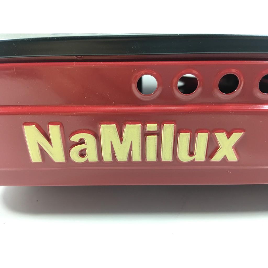 Bếp gas du lịch, bếp ga mini chống nổ NaMilux - Hàng cao cấp, chất lượng cao