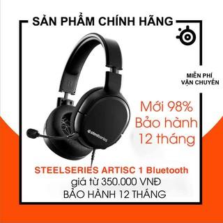Tai nghe có dây Steelseries Arctis 1 cao cấp, không led RGB headphone chống ồn âm thanh trầm ấm có âm thanh 7.1 thumbnail