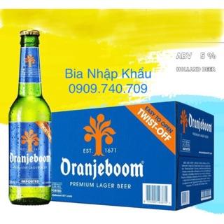 Bia Oranjeboom Hà Lan