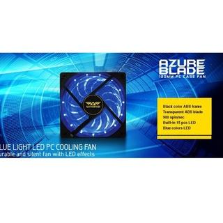 Giảm giá ầm Quạt tản nhiệt cánh tay có đèn LED 15 bóng thumbnail