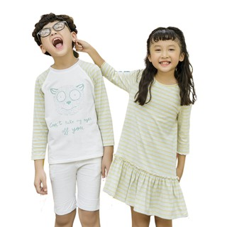 DIDO - Váy Cotton Đuôi Cá Bé Gái
