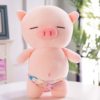 Lợn hồng mặc sịp 20cm