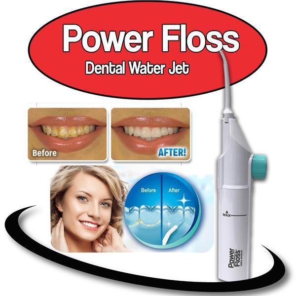 [Freeship 150k] Dụng cụ làm sạch răng -Power Floss