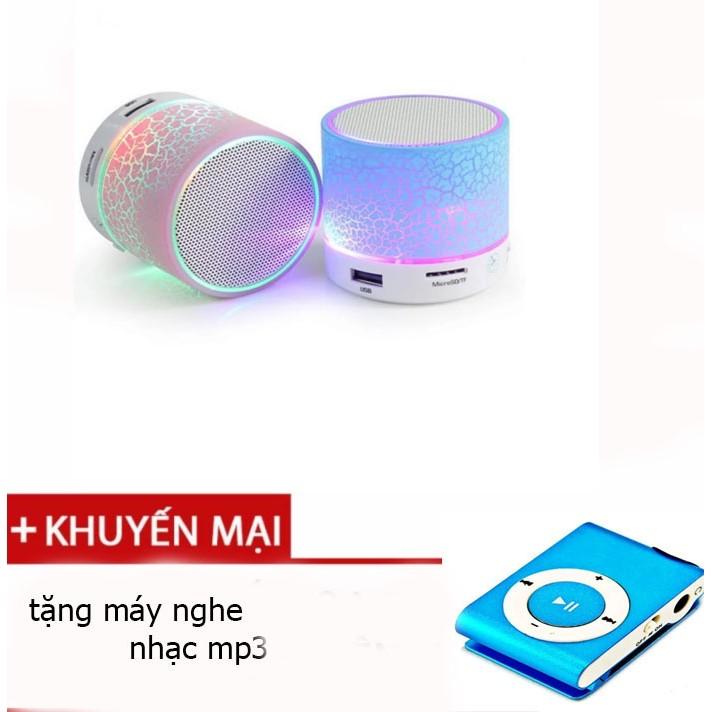 Loa mini bluetooth HLD-600 led nháy theo nhạc (Trắng) tặng kem máy nghe nhạc MP3 - 2822541 , 316682946 , 322_316682946 , 99000 , Loa-mini-bluetooth-HLD-600-led-nhay-theo-nhac-Trang-tang-kem-may-nghe-nhac-MP3-322_316682946 , shopee.vn , Loa mini bluetooth HLD-600 led nháy theo nhạc (Trắng) tặng kem máy nghe nhạc MP3