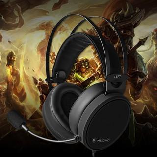 Bộ tai nghe chơi game NUBWO N7 3.5mm có micro cho PS4 New Xbox One PC Điện thoại