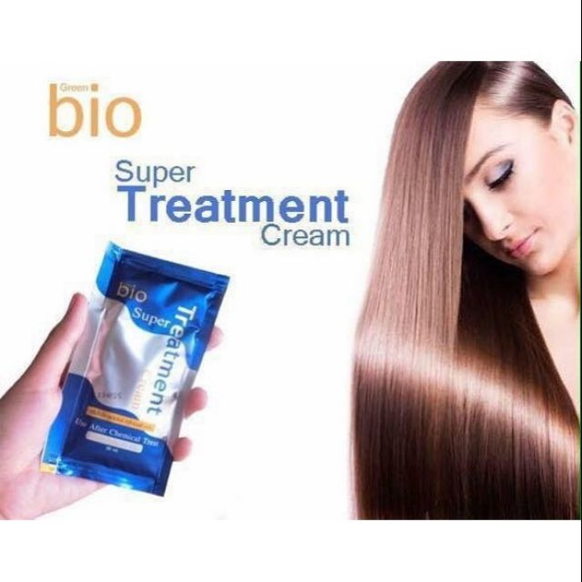 (HCM) Ủ tóc Bio Super Treatment Cream 30ml Thái Lan