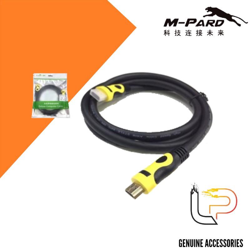 CÁP HDMI 1.4 - M-PARD DÀI 1.5M - 3M - 5M - 10M